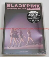 BLACKPINK 2019-2020 WORLD TOUR IN YOUR AREA TOKYO DOME Blu-ray Japan UPXH-1071