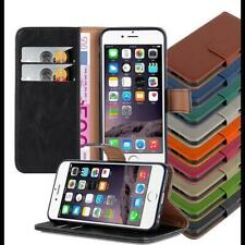 Cover for Apple Wallet Book Stand Case with Card Pocket Flip Luxury