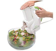 Presto Salad Shooter Electric Slicer/Shredder Chops Fruit Vegetables Cheese,New