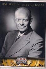 2012 Panini Americana Heroes & Legends Dwight D. Eisenhower