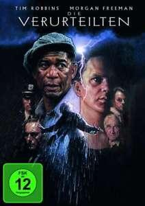 Die Verurteilten [DVD/NEU/OVP] Tim Robbins, Morgan Freeman nach Stephen King