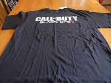 "NWT! CALL OF DUTY ""BLACK OPS II"" MEN'S S/S T-SHIRT SIZE XL  $20."