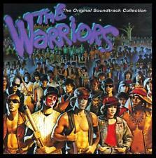 THE WARRIORS - SOUNDRACK CD ~ CLASSIC 70's CULT *NEW*