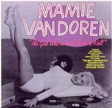 MAMIE VAN DOREN - Story - Rare POP CD Popcorn