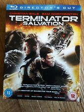 TERMINATOR SALVATION - Director's Cut - Blu-Ray With Slipcover