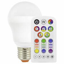 Müller-Licht LED A60 7,5W = 40W E27 130° warmweiß & RGB+ dimmbar Fernbedienug