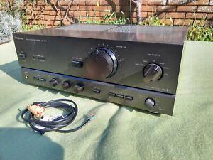 Technics SU-V660 Stereo Intergrated Amp (1990)