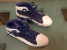 new balance basketball  907 White Blue Size 12.5 US EXELENT WORN ONCE.see Others
