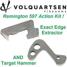 VOLQUARTSEN Remington 597 Action Kit, Target Hammer & Extractor 22LR 22WMR 17HMR