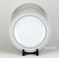 Set of 2 Dinner Plates, MINT UNUSED! Wedgwood, Emeril Adobe Clay (Celadon)