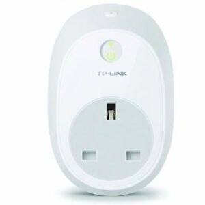 TP-Link HS100 WiFi Smart Plug - Remote Access from Anywhere with Internet New