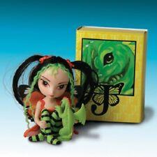 Onyx Matchbox Jasmine Becket-Griffith Fairy Figurine Dragonling Ashton Drake