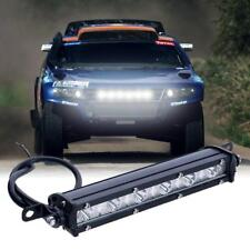 18W 6000K LED Work Light Bar Lamp Driving Fog Off Road SUV Car Boat Truck