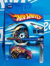 Hot Wheels 2005 #113 Cool - One TM G6840 Crazed Clowns LL Vans Boys 3