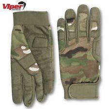 Viper Mens Military Special Forces Tactical Patrol Hunting Gloves Camo Medium