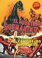 El Monstruo Submarino + El Ataque De Los Cangrejos Gigantes (Behemoth The Sea Mo