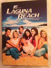 MTV's Laguna Beach - Complete First Season 3-disc set (2005) DVD true life teens