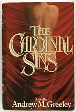Andrew M. Greeley: The Cardinal Sins SIGNED FIRST EDITION