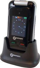 Geemarc SOS Schwerhörigen-Handy CL8500 f. Hörgeräte Senioren große Tasten   o.Vt