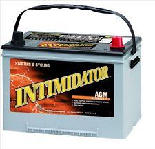 DEKA GENUINE NEW 9A34R Intimidator AGM Battery 890Amp Cranking Power (Group 34R)