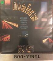 Life In The Fast Lane-16 Classic Rock Tracks [STAR 2315] LP Vinyl Record Ex Con