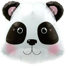 "23"" Panda Head Large Foil Balloon Birthday Party Decor prop"