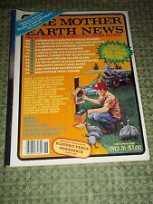 """Vtg. Back Issue """"The Mother Earth News"""" Magazine, No. 76, July/August 1982"""
