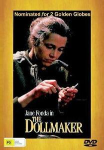 The Dollmaker (Jane Fonda) DVD BRAND NEW SEALED 💥💥