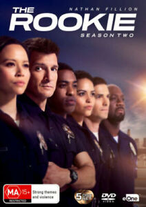 The Rookie Season Two 2 BRAND NEW Region 4 DVD