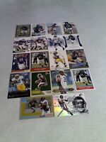 *****Anthony Thomas*****  Lot of 37 cards....29 DIFFERENT / Football