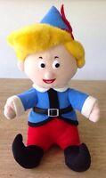 "Hermey 13"" Plush Misfit Elf Doll Rudolph the Red Nosed Reindeer"