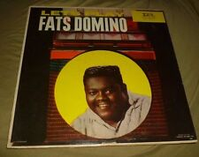 FATS DOMINO 33RPM LP LETS PLAY R&B ROCK N'ROLL IMPERIAL RECORDS