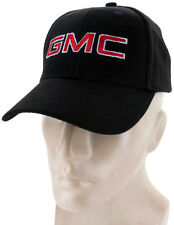 e1d596c9c23 GMC Black Baseball Cap Trucker Hat Snapback Denali Sierra 1500 2500 Canyon  Yukon