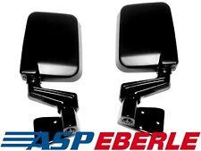 Spiegel schwarz Türscharnierspiegel Jeep Wrangler 87-96