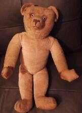 ancien teddy  Bear véritable  40 cm
