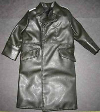 IN THE PAST TOYS WWII German Officers 1/6 Toy Trench Coat silver shoulderboards