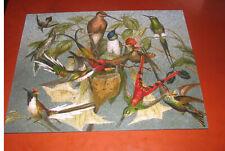 "Liberty  Wooden Jigsaw Puzzle ""Kolibris"" 480 Pieces COMPLETE  MINT CONDITION"
