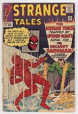 Strange Tales #115 (1963) G/Vg (3.0) Origin Dr. Strange ~ Stan Lee ~ Dick Ayers