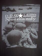 Normandy D DAY 6 6 1944 M t shirt