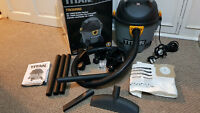 WET & DRY VACUUM CLEANER Heavy Duty 1300W TITAN Easy Use Lightweight