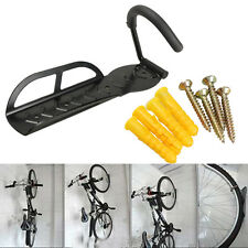 Cycling Bicycle Storage Demo Wall Mount Rack Bike Holder Hanger Stand Black
