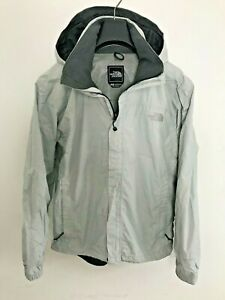 Mens North Face Jacket / Coat Small / Medium S/M Grey Waterproof Hyvent #2
