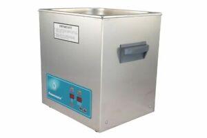 Crest Powersonic Ultrasonic Cleaner 3.25 Gallon Timer & Heat P1100HT-45 115V