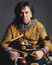 Mickey Hart In-Person AUTHENTIC Autographed Photo COA Grateful Dead SHA #67532