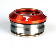 Titen Integrated Scooter Headset-Red