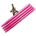 Acrylic Kolinsky Nail Brush Pink Sizes #4-#20 Ships From USA