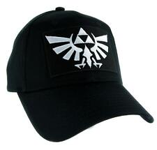 Wingcrest Hyrule Legend of Zelda Triforce Hat Baseball Cap Gamer Clothing