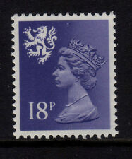 GB Scotland 1981 Regional Machin 18p SG S44 MNH