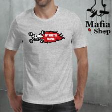 CAMISETA T-SHIRT CAMICIA GUY MARTIN PROPER SKULL ISLE OF MAN TT RACING CBR