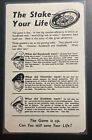 Original Germany Leaflet Dropped On USA Troops The Stake - Your Life